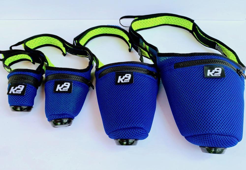 k9 dog masks